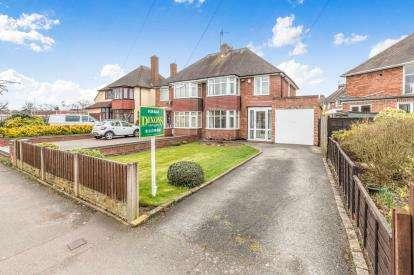 3 Bedrooms Semi Detached House for sale in Hurst Lane North, Birmingham, West Midlands