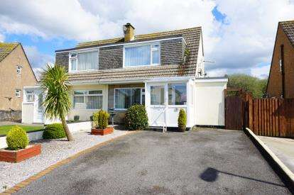 2 Bedrooms Semi Detached House for sale in Par, St Austell, Cornwall