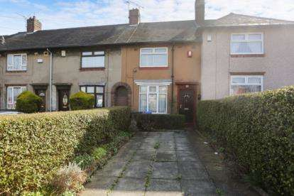 2 Bedrooms Terraced House for sale in Adlington Road, Sheffield, South Yorkshire