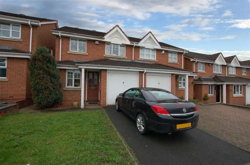 3 Bedrooms Semi Detached House for sale in King William Street, Stourbridge, DY8 4EX