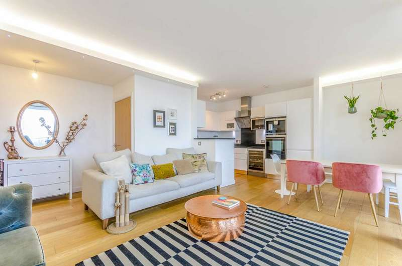 2 Bedrooms Flat for rent in Boundary Street E2, Shoreditch, E2