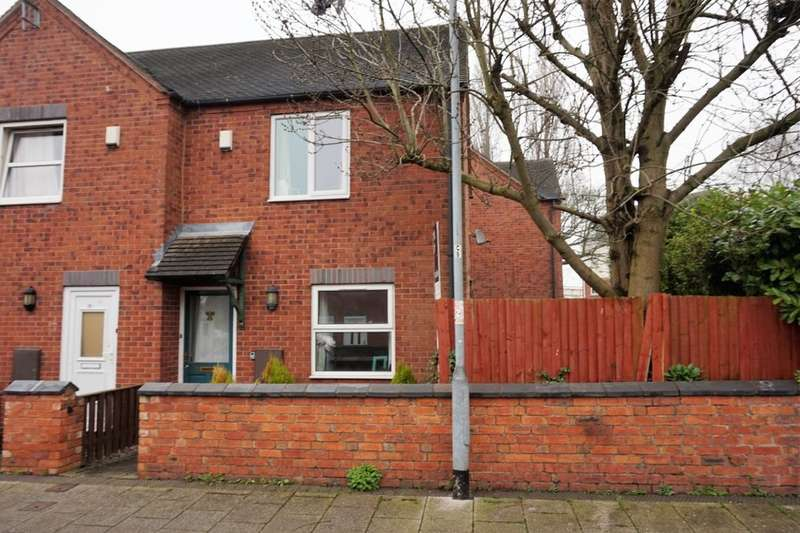 2 Bedrooms Property for sale in Broad Street, Cannock, WS11