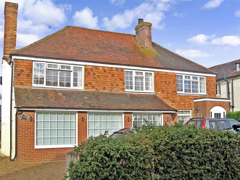 7 Bedrooms Detached House for sale in The Street, , Framfield, Uckfield, East Sussex
