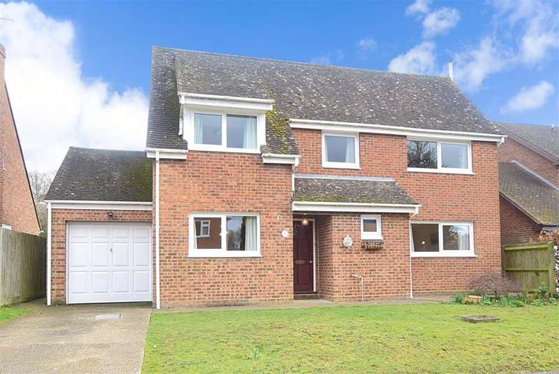 3 Bedrooms Detached House for sale in Sunnymead, , Tyler Hill, Canterbury, Kent