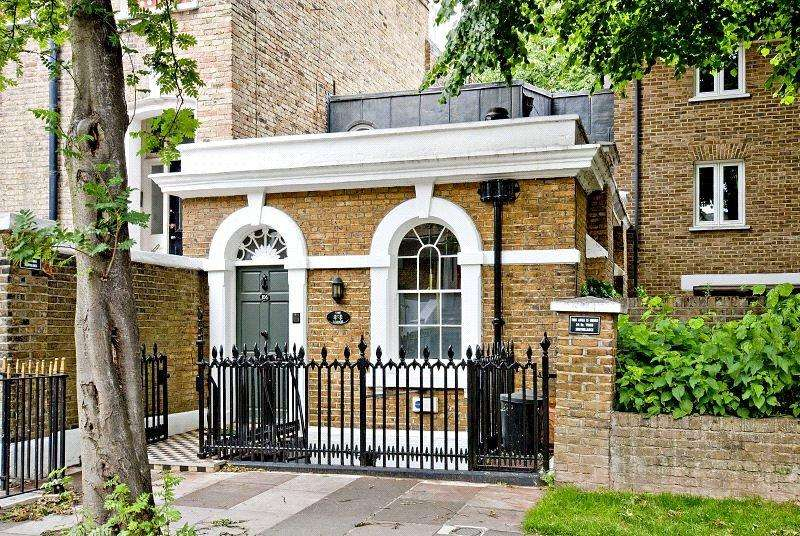 3 Bedrooms End Of Terrace House for sale in Aberdeen Park, Highbury, London, N5