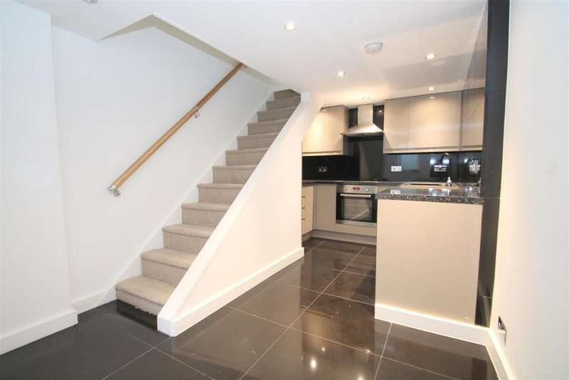 2 Bedrooms Terraced House for rent in Church Street, Shoreham-By-Sea