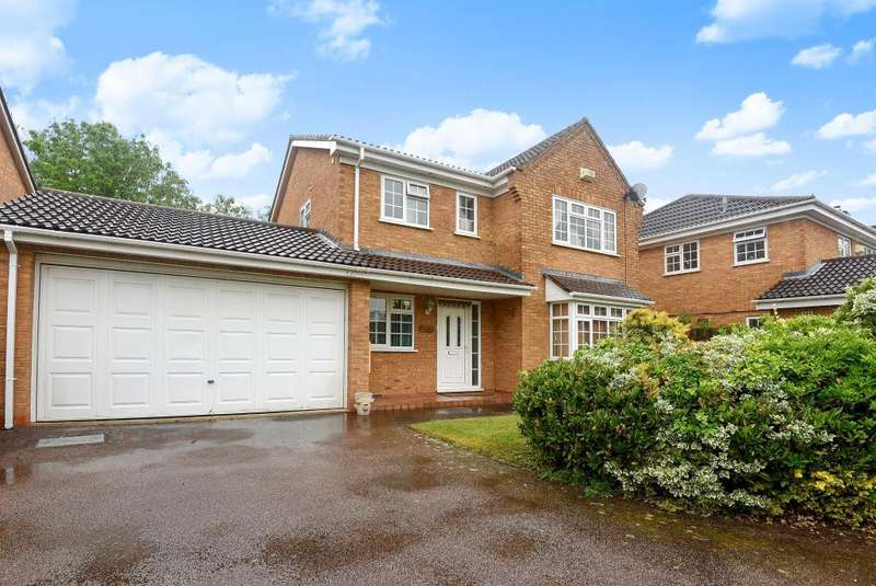 4 Bedrooms Detached House for rent in Langford Village, Bicester, OX26