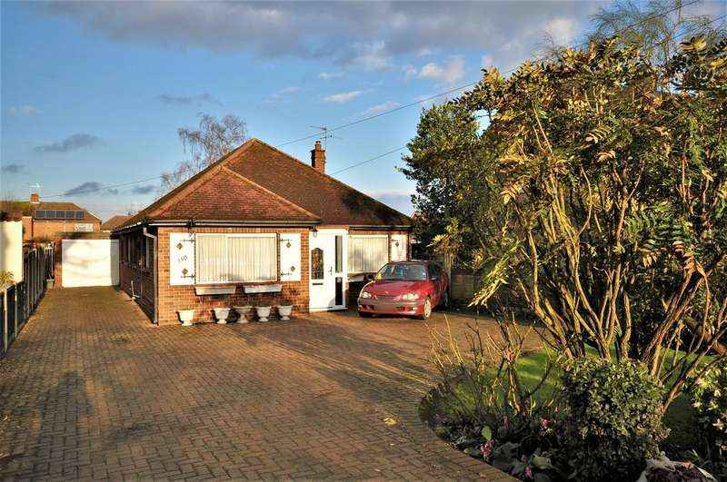 3 Bedrooms Detached Bungalow for sale in Straight Road, Lexden, CO3 9DT
