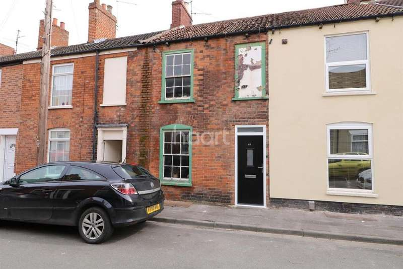 2 Bedrooms End Of Terrace House for sale in Whitfield Street, Newark