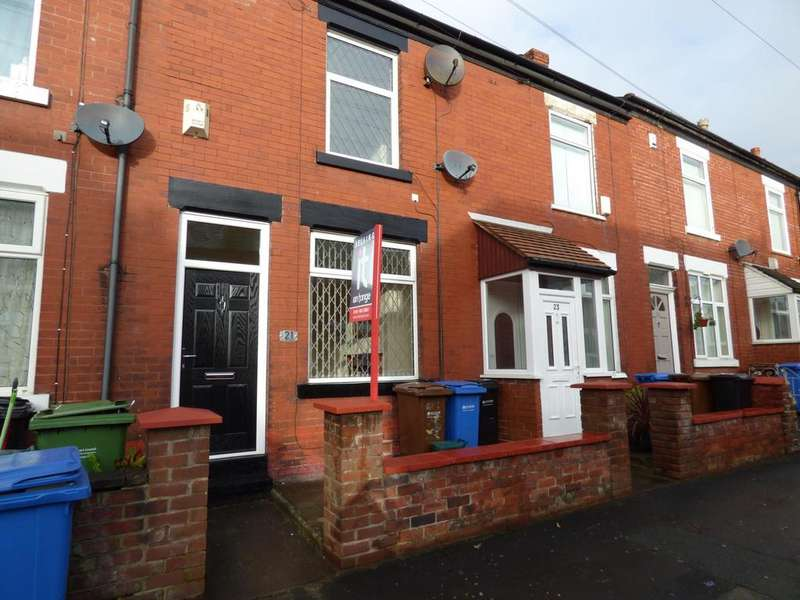 2 Bedrooms Terraced House for sale in Alldis Street, Great Moor, Stockport, SK2