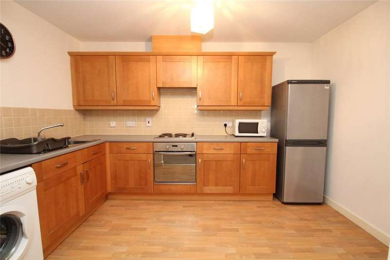 2 Bedrooms Apartment Flat for sale in Castle Grove, Pontefract, WF8