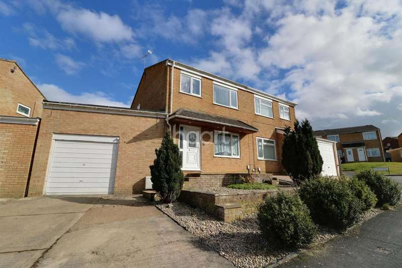 3 Bedrooms Semi Detached House for sale in Luddesdown Road, Swindon, Wiltshire