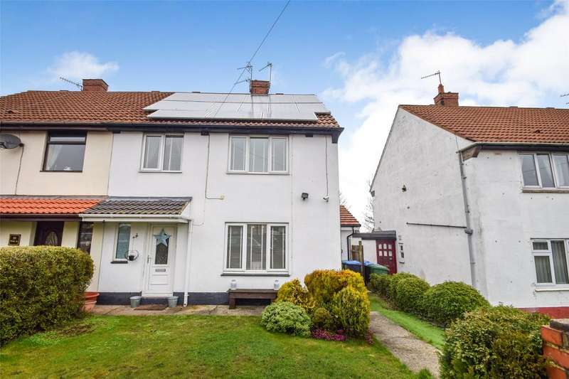 3 Bedrooms Semi Detached House for sale in Webb Avenue, Seaham, Co.Durham, SR7