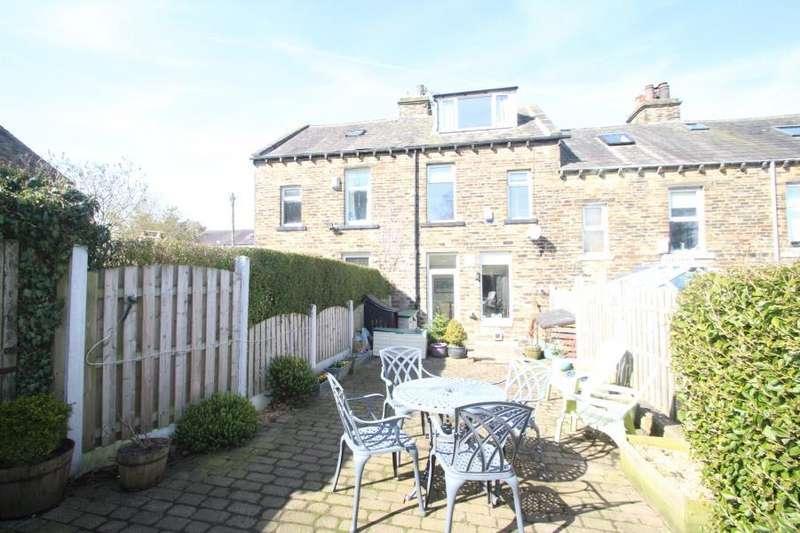 3 Bedrooms Terraced House for sale in NEW BRIGHTON, BINGLEY, BD16 1UR