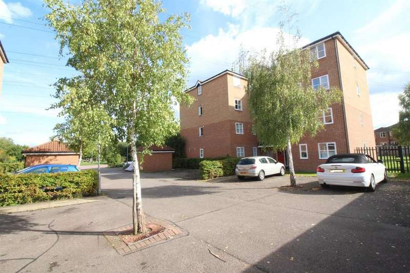 2 Bedrooms Apartment Flat for sale in Fisher Close, Enfield
