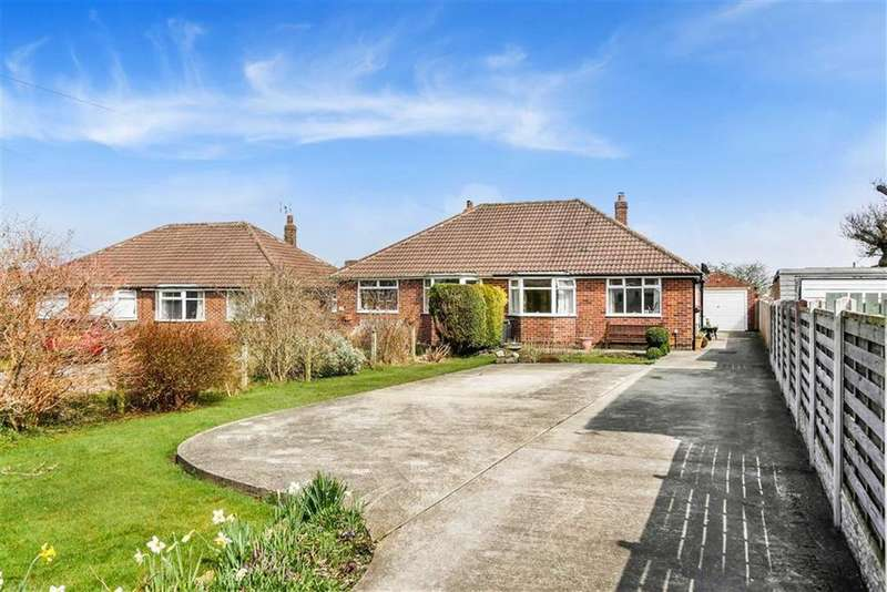 2 Bedrooms Semi Detached Bungalow for sale in Gordon Avenue, Harrogate, North Yorkshire