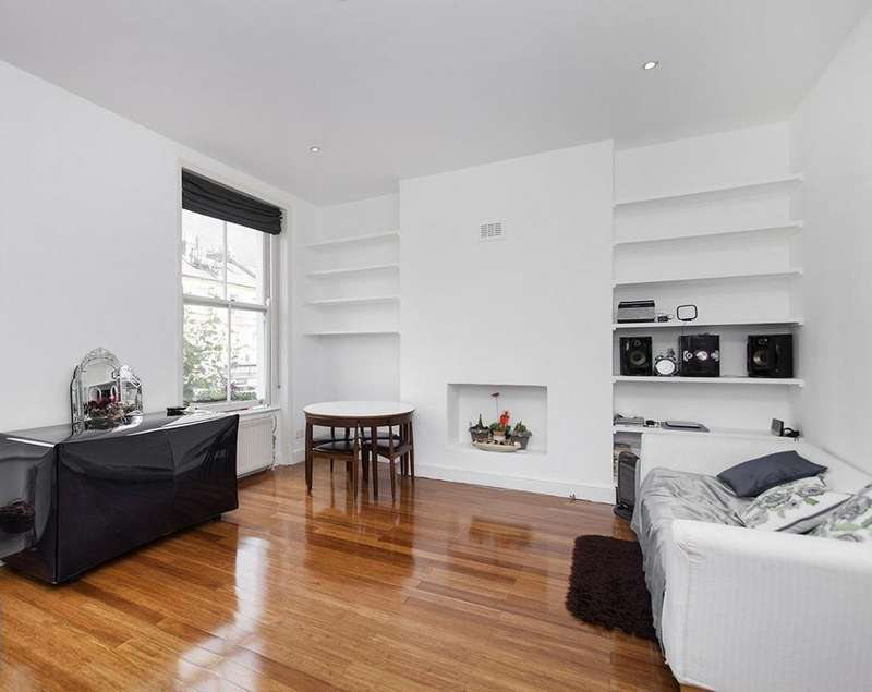 2 Bedrooms Flat for sale in Shirland Road, Maida Vale, London, W9 2BT