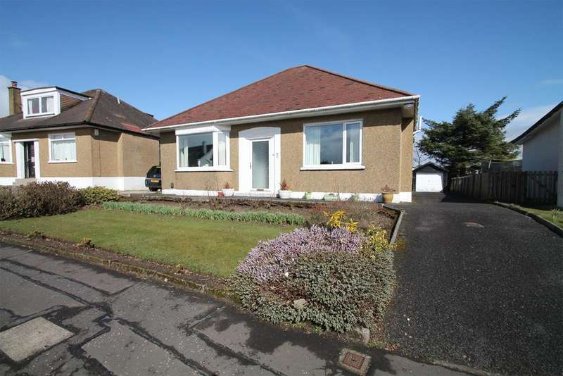 2 Bedrooms Detached Bungalow for sale in 46 Craighill Drive, Clarkston, GLASGOW, G76 7TF