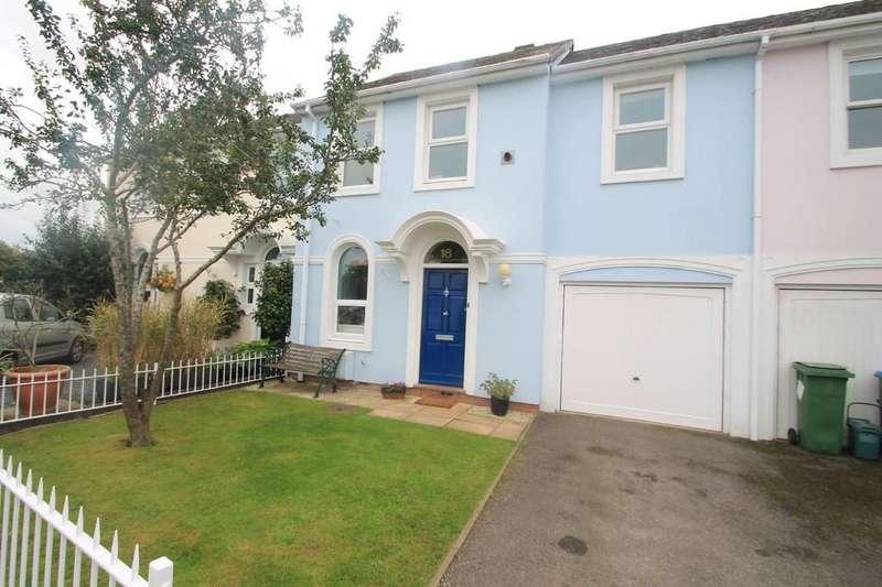 3 Bedrooms Terraced House for sale in Watermead, Aylesbury