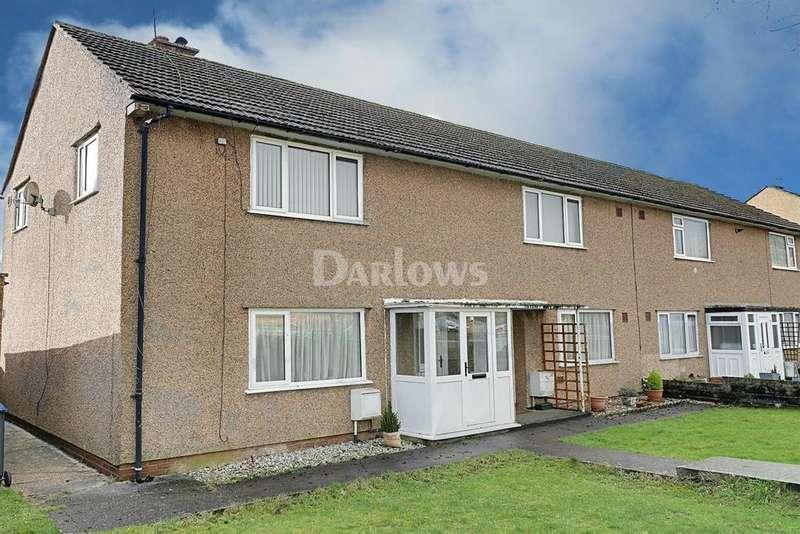 2 Bedrooms Maisonette Flat for sale in Templeton Avenue, Llanishen, Cardiff, CF14