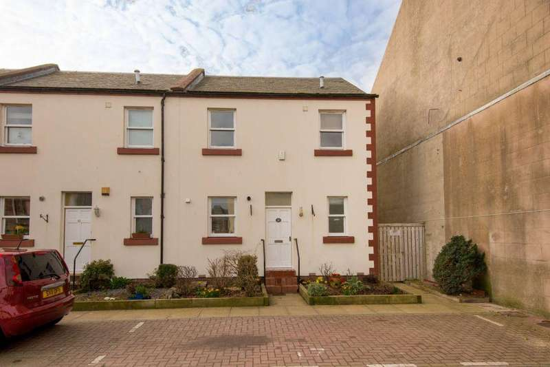 3 Bedrooms End Of Terrace House for sale in 17 Forth Street, North Berwick, East Lothian, EH39 4HX