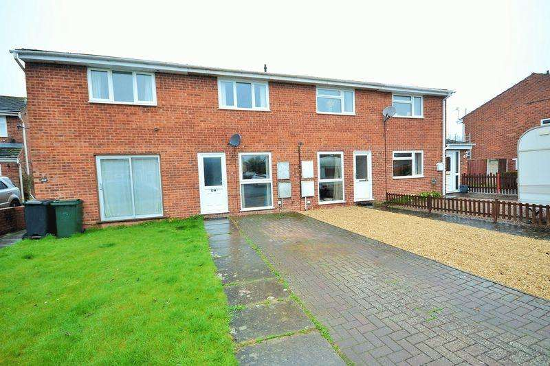 2 Bedrooms Terraced House for sale in Oak Tree Close, Tenbury Wells