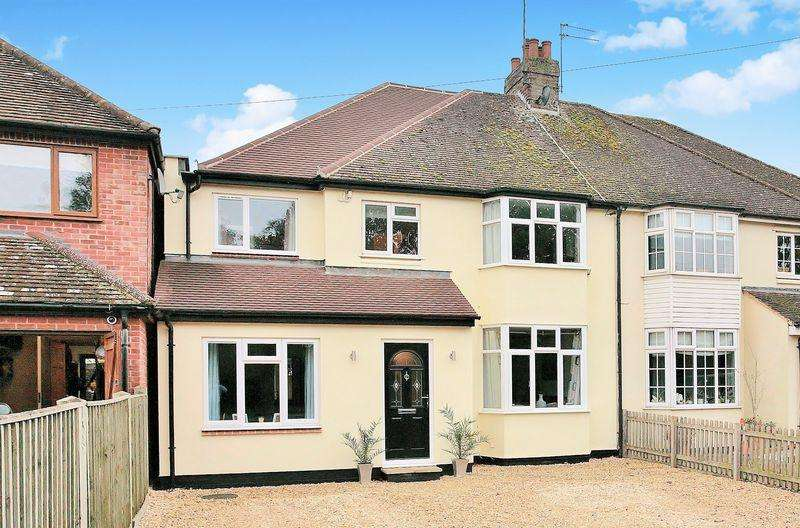 5 Bedrooms Semi Detached House for sale in 19 Oxford Road, Bodicote.