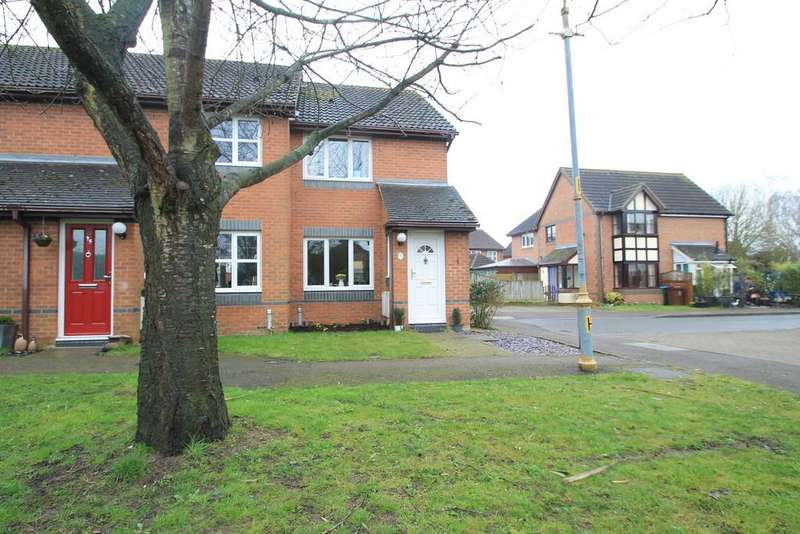 2 Bedrooms End Of Terrace House for sale in Curlew, Watermead, Aylesbury