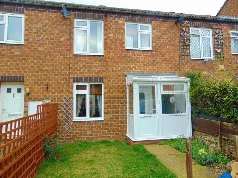 3 Bedrooms Terraced House for sale in Goldfinch Close, Faversham, ME13
