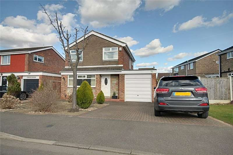 3 Bedrooms Detached House for sale in Glaisdale Road, Yarm