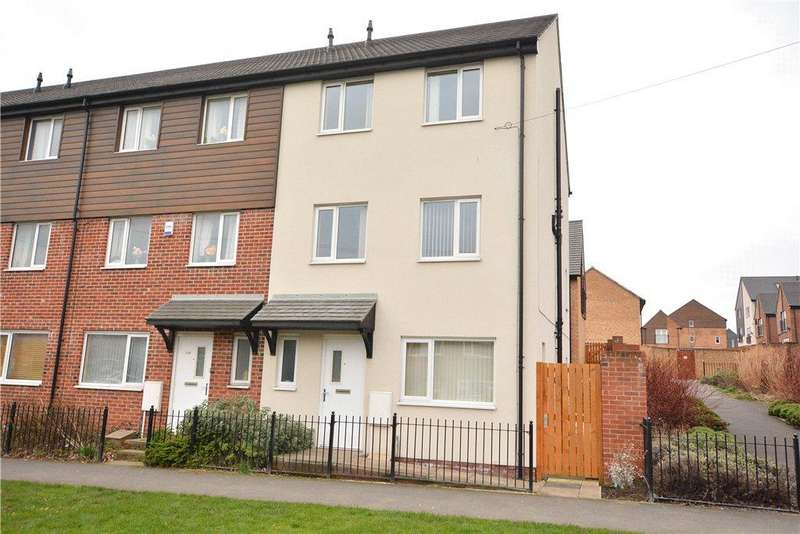 4 Bedrooms Terraced House for sale in Amberton Road, Leeds