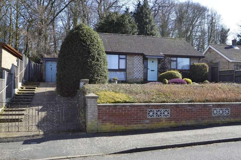3 Bedrooms Detached Bungalow for sale in Costessey, Norwich, Norfolk