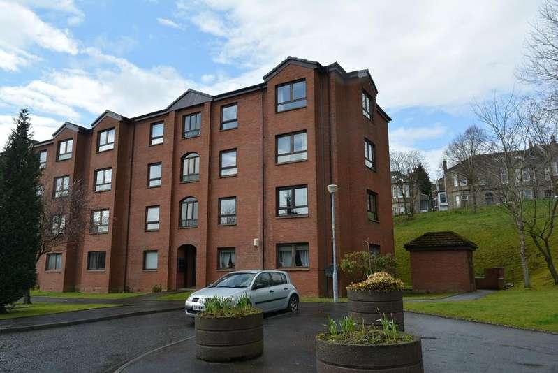 2 Bedrooms Flat for sale in Flat 24, 11 Sandbank Crescent, Maryhill GLASGOW, G20 0PR