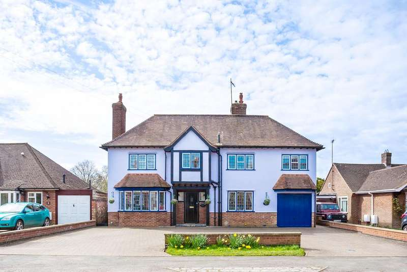 4 Bedrooms Detached House for sale in Buckingham Road, Winslow