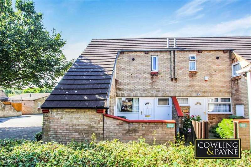 3 Bedrooms End Of Terrace House for sale in Broomfields, Basildon, Essex