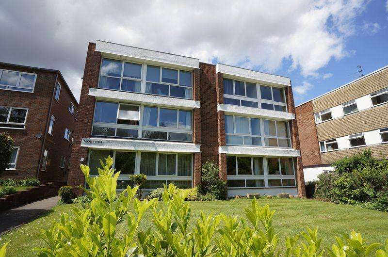 2 Bedrooms Ground Flat for sale in Chislehurst Road, Sidcup DA14 6BH