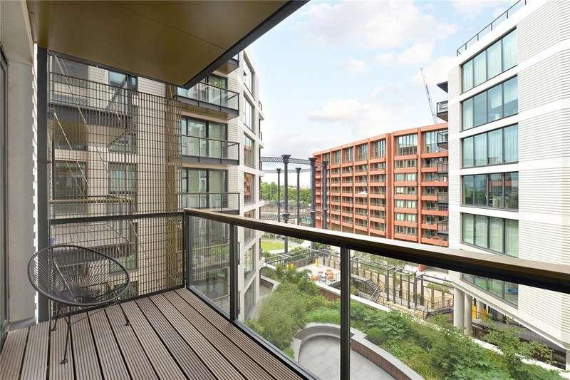 2 Bedrooms Apartment Flat for sale in Handyside Street, Kings Cross, N1C