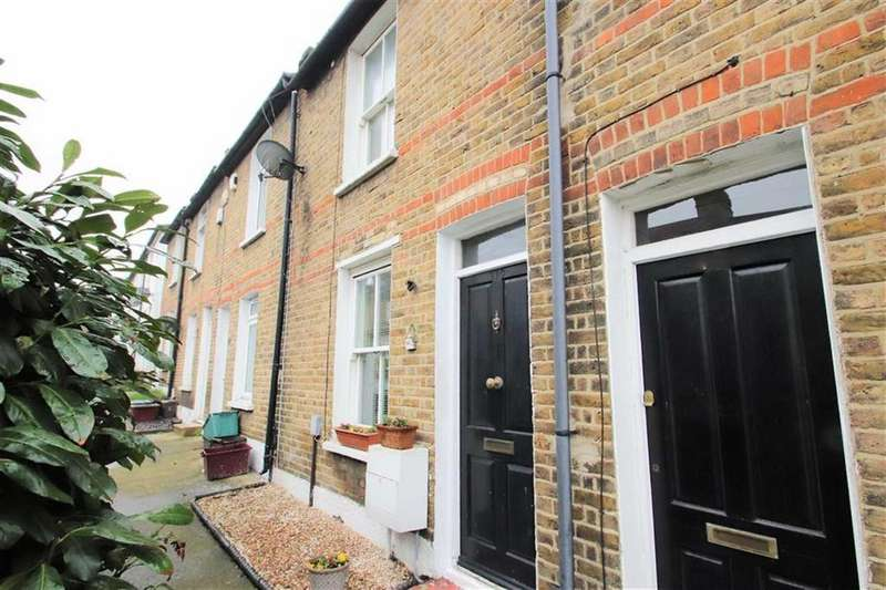 2 Bedrooms Terraced House for sale in Brook Street, Northumberland Heath, Erith