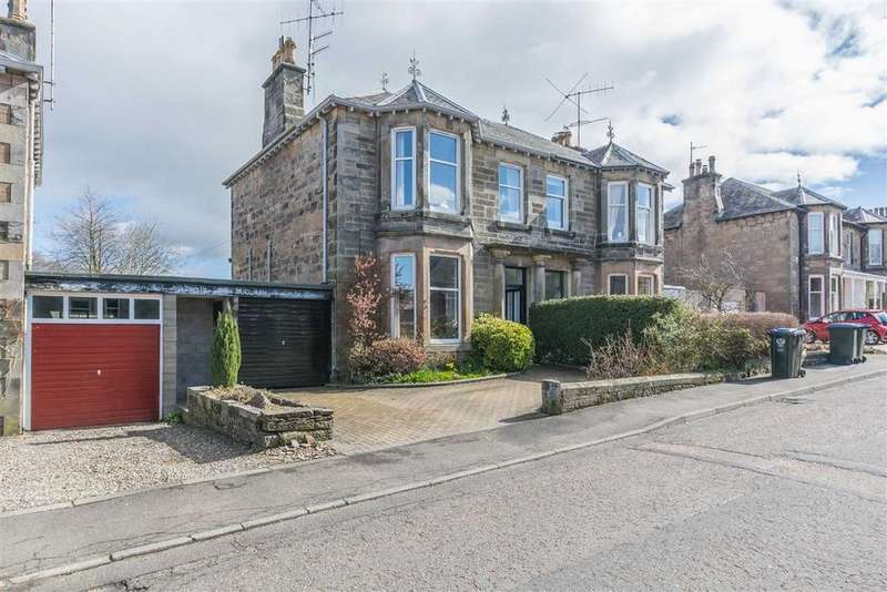 4 Bedrooms Semi Detached House for sale in Muirhall Terrace, Perth