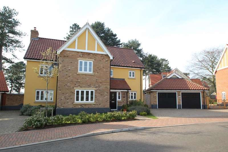 6 Bedrooms Detached House for sale in Beechwood Drive, Ipswich, IP3