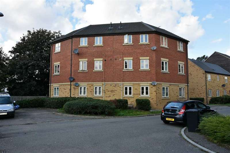 1 Bedroom Apartment Flat for rent in Chapman Road, Wellingborough, NN8 1JN