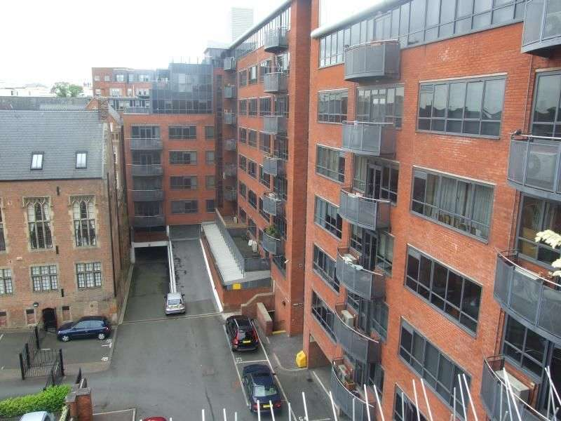 2 Bedrooms Flat for sale in Upper College Street, Nottingham, NG1