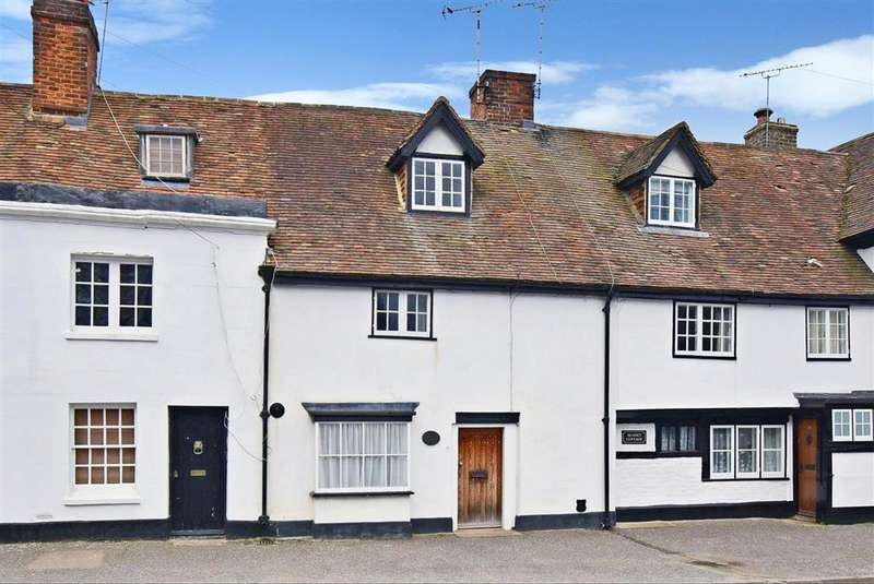 3 Bedrooms Terraced House for sale in High Street, , Littlebourne, Canterbury, Kent