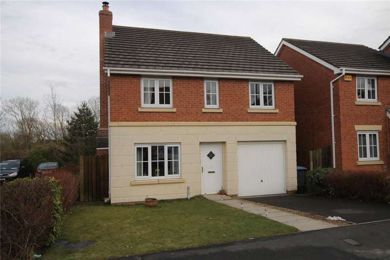 4 Bedrooms Detached House for sale in Chapel Drive, Delves Lane, Consett, DH8