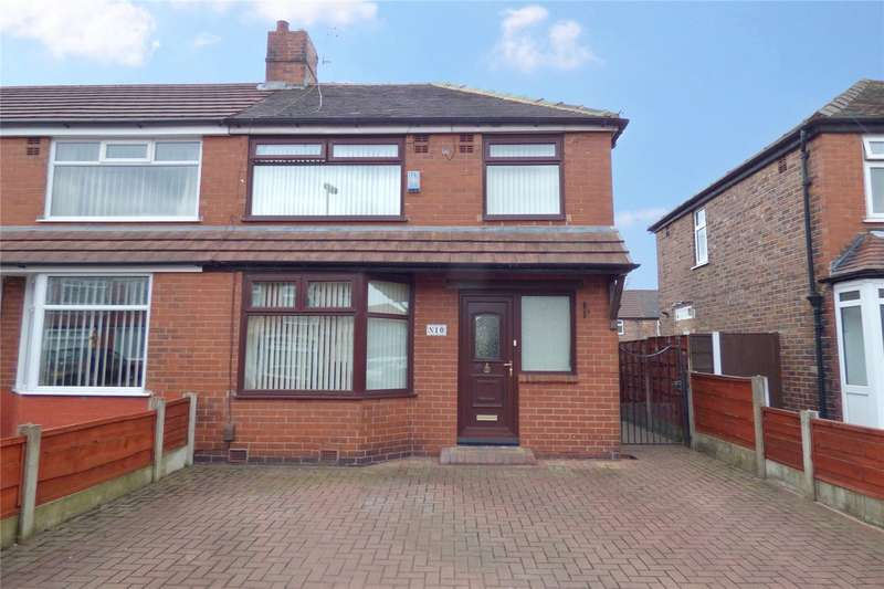 3 Bedrooms Semi Detached House for sale in Cromarty Avenue, Chadderton, Oldham, OL9