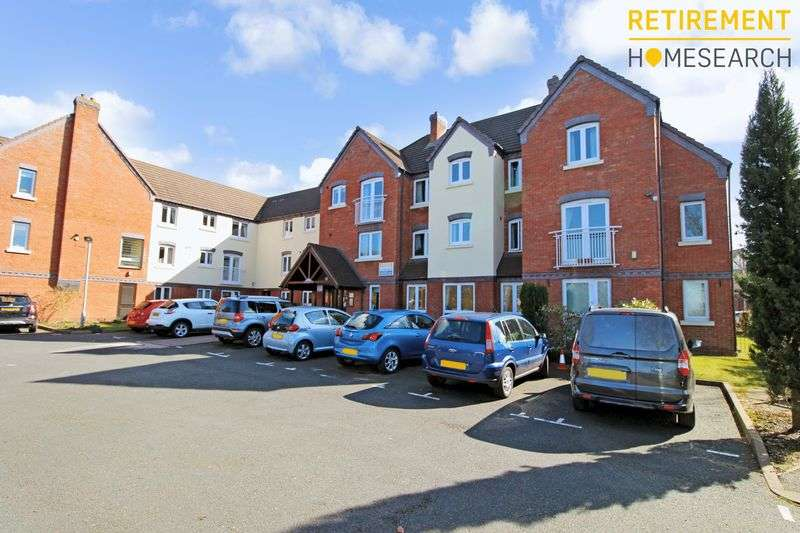 2 Bedrooms Property for sale in Croxall Court, Walsall, WS9 8AB