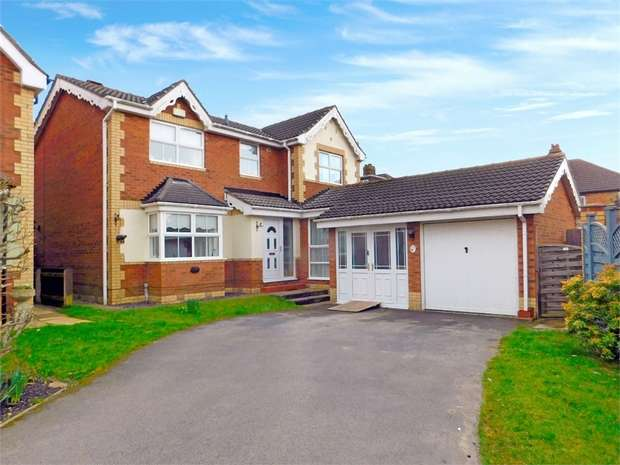 4 Bedrooms Detached House for sale in Barnett Place, Cleethorpes, Lincolnshire