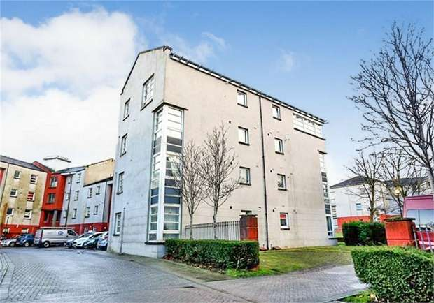 1 Bedroom Flat for sale in Kittybrewster Square, Aberdeen