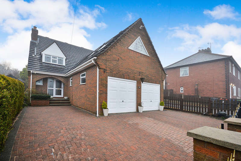 4 Bedrooms Detached House for sale in Main Street, Annesley Woodhouse,Kirkby-In-Ashfield, Nottingham, NG17