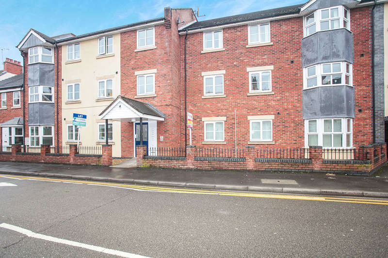 2 Bedrooms Flat for sale in Edward Street, Nuneaton, CV11